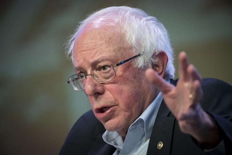 Bernie Sanders apologises for campaign sexual harassment