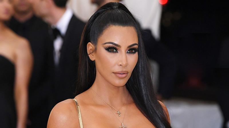 Kim Kardashian West is en route to the White House