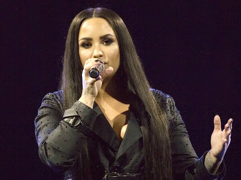 Demi Lovato determined to represent 'normal' body types