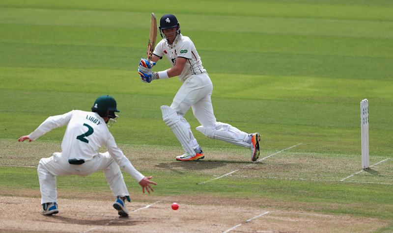 Stevens, alongside Billings, helped catapult Kent into a winning position . (Photo by Matthew Lewis/Getty Images)