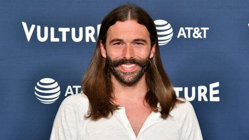 Jonathan Van Ness has revealed he is HIV positive ahead of the release of his memoir. Photo: Getty Images