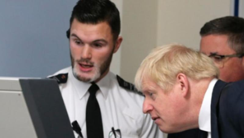 Boris Johnson Gets Eye-Opening Introduction To Drug Smuggling In Prison: 'A Kinder Egg? He's Plugged It?'