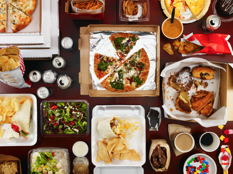 These are the meals you've been loving this year. [Photo: Getty]