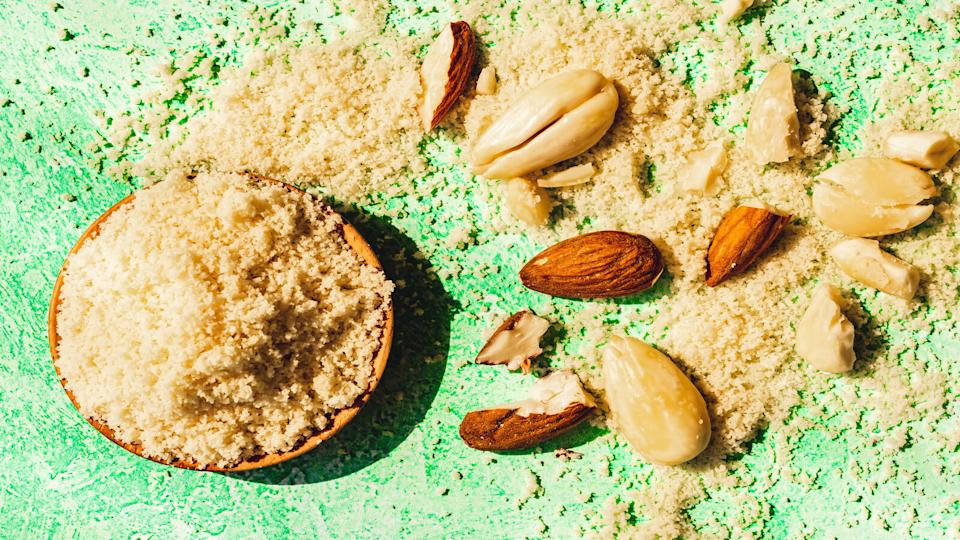 nut flour superfoods for weight loss