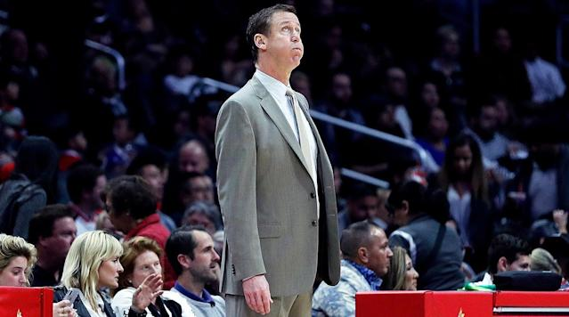 The job of Portland Trail Blazers head coach Terry Stotts could be on line after the team suffered another early playoff exit.