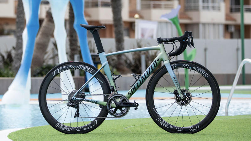 Specialized Allez Sprint Disc Tour Down Under