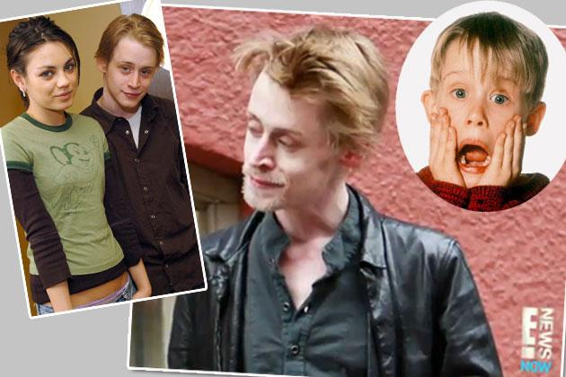 Macaulay Culkin: Ist er heroinsüchtig? (Bilder: Getty, ddp, Screenshot: Dailymotion)