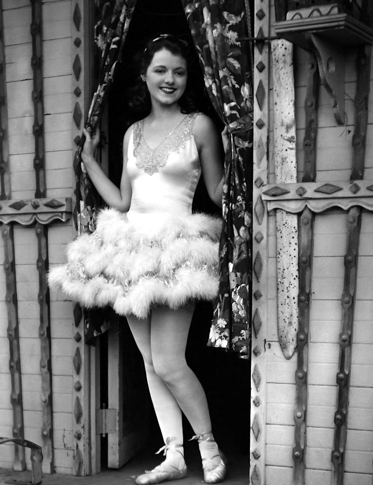 """Janet Gaynor, 'Street Angel' (Best Actress, 1928)  At the first ever Oscars in 1928, Janet Gaynor won Best Actress for her work in a trio of films: F.W. Murnau's groundbreaking """"Sunrise,"""" Frank Borzage's """"Seventh Heaven,"""" and another Borzage film, """"Street Angel."""" In """"Street Angel,"""" she played Angela, a young woman who is arrested for prostitution and ends up joining a travelling carnival while on the run from the law."""