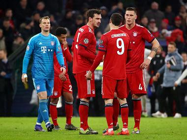 Champions League: Glum Bayern Munich manager Niko Kovac says team needs to focus on winning Bundesliga, German Cup