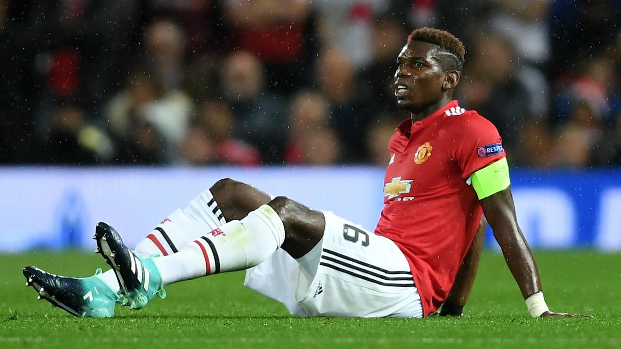 The 24-year-old remains an injury absentee for the Red Devils ahead of their trip to Southampton, but the Red Devils boss is not overly concerned