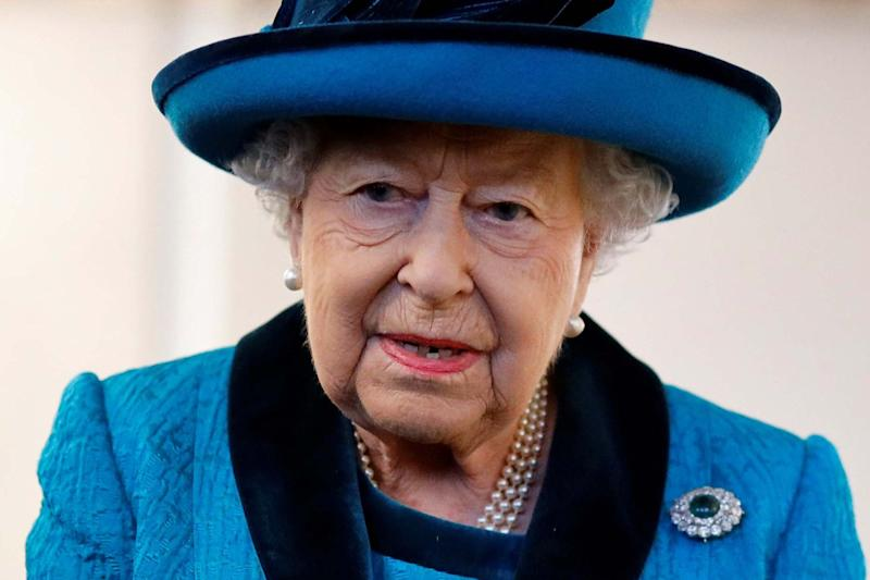 Queen Elizabeth has praised the bravery of bystanders in the terror attack: REUTERS