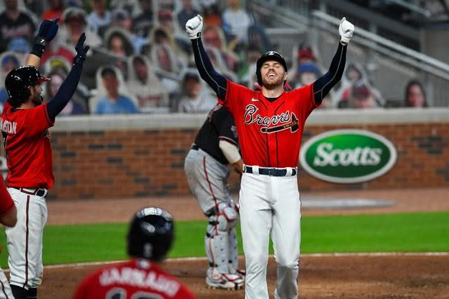 Turner's HR lifts Nats, forces DH split with Braves