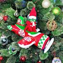 """<p>Luckily the Elf had a safe landing on the Christmas tree. </p><p><a href=""""https://www.instagram.com/p/B6JnhuAhZXF/"""" rel=""""nofollow noopener"""" target=""""_blank"""" data-ylk=""""slk:See the original post on Instagram"""" class=""""link rapid-noclick-resp"""">See the original post on Instagram</a></p>"""