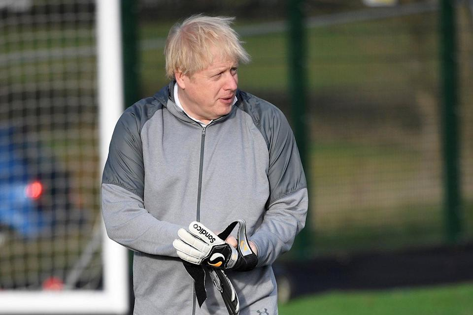 <p>Johnson believes the plans would 'strike at the heart of the domestic game'</p> (Getty Images)