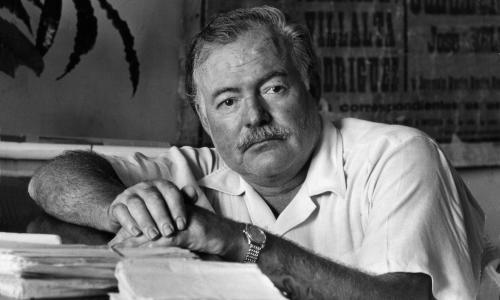 Ernest Hemingway's published works littered with errors, study claims