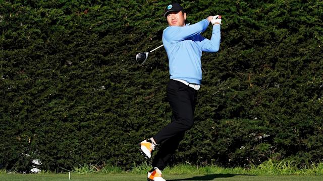 Hosung Choi's unique swing will be on full display this week at the John Deere Classic as the Asian Tour veteran makes his second PGA Tour start of the year.