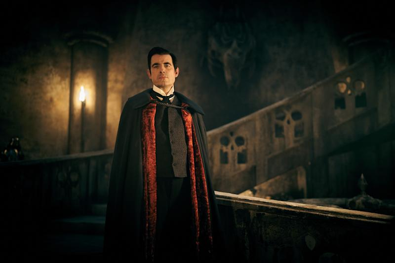A new Dracula reimagining is landing on the BBC and Netflix. (BBC/Hartswood Films/Netflix/Robert Viglasky)