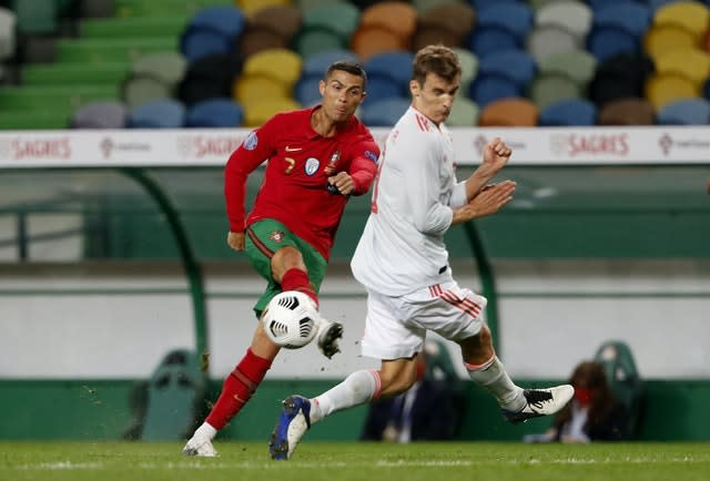 Portugal and Spain drew 0-0