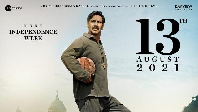 Ajay Devgn to bankroll film on India-China Galwan Valley clash; actor's Maidaan pushed to 13 August, 2021