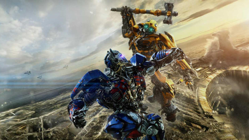 'Transformers: The Last Knight'. (Credit: Paramount)