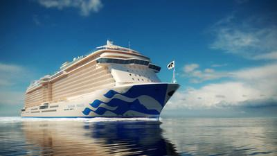 Princess Cruises Reveals Name of Sixth Royal-Class Ship and Announces Largest Inaugural Launch Ever