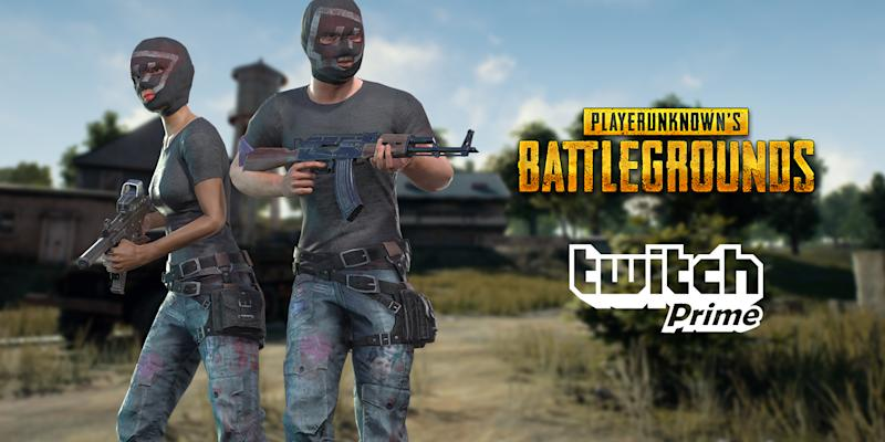 PUBG is getting some Twitch Prime loot for the month of June. (Twitch)