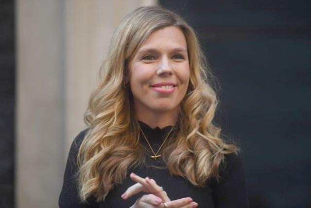 Carrie Symonds role inquiry call