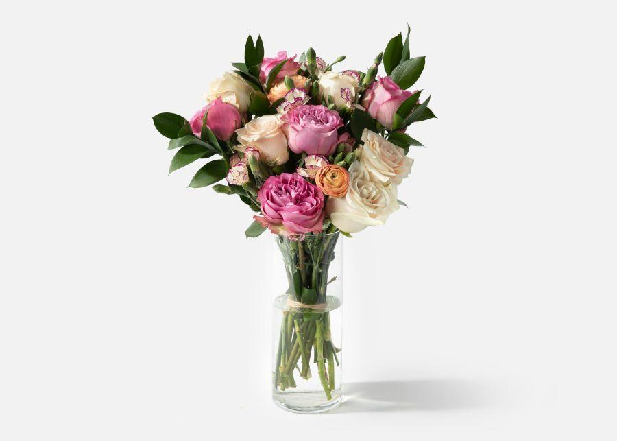 """<p><strong>UrbanStems</strong></p><p>urbanstems.com</p><p><strong>$85.00</strong></p><p><a href=""""https://go.redirectingat.com?id=74968X1596630&url=https%3A%2F%2Furbanstems.com%2Fproducts%2Fflowers%2Fthe-morado%2FFLRL-B-00464.html&sref=https%3A%2F%2Fwww.womansday.com%2Frelationships%2Ffamily-friends%2Fg27191135%2Flast-minute-mothers-day-gifts%2F"""" rel=""""nofollow noopener"""" target=""""_blank"""" data-ylk=""""slk:Shop Now"""" class=""""link rapid-noclick-resp"""">Shop Now</a></p><p>UrbanStems is known for their gorgeous floral arrangements, which means their top pick for Mother's Day will hardly appear last-minute. The Morado bouquet includes garden roses and accent flowers that bring all the best scents of spring.</p>"""