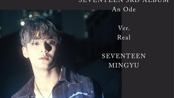 Mingyu Seventeen. (Pledis Entertainment via Soompi)