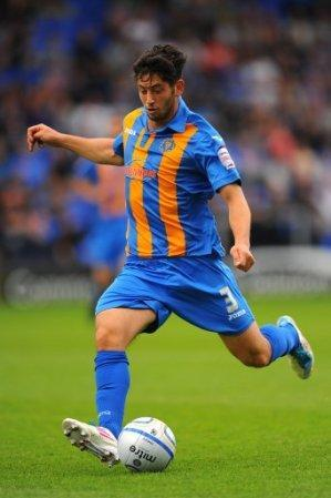 Joe Jacobson, Shrewsbury Town