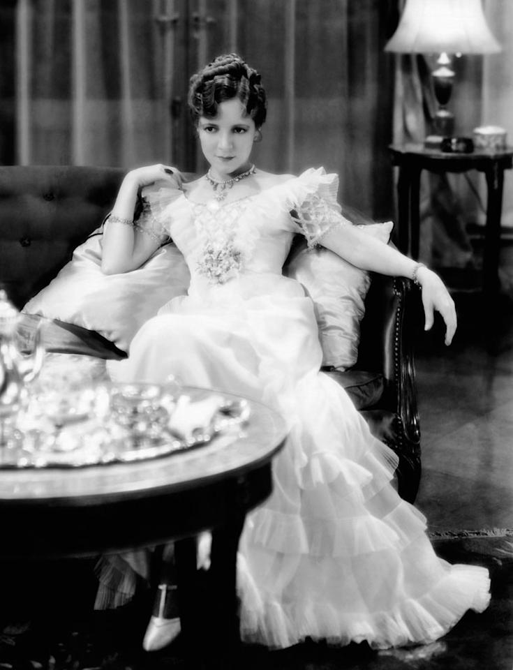 "Helen Hayes, 'The Sin of Madelon Claudet' (Best Actress, 1931)  plays the title character, a troubled woman who struggles to care for her illegitimate son, eventually becoming a prostitute to pay for his education. Hayes won Best Actress for the role, but she wouldn't receive her second Oscar until nearly 40 years later: Best Supporting Actress for ""Airport"" in 1970."