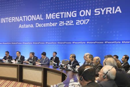 Syria opposition urges Russian Federation to push Damascus over peace settlement