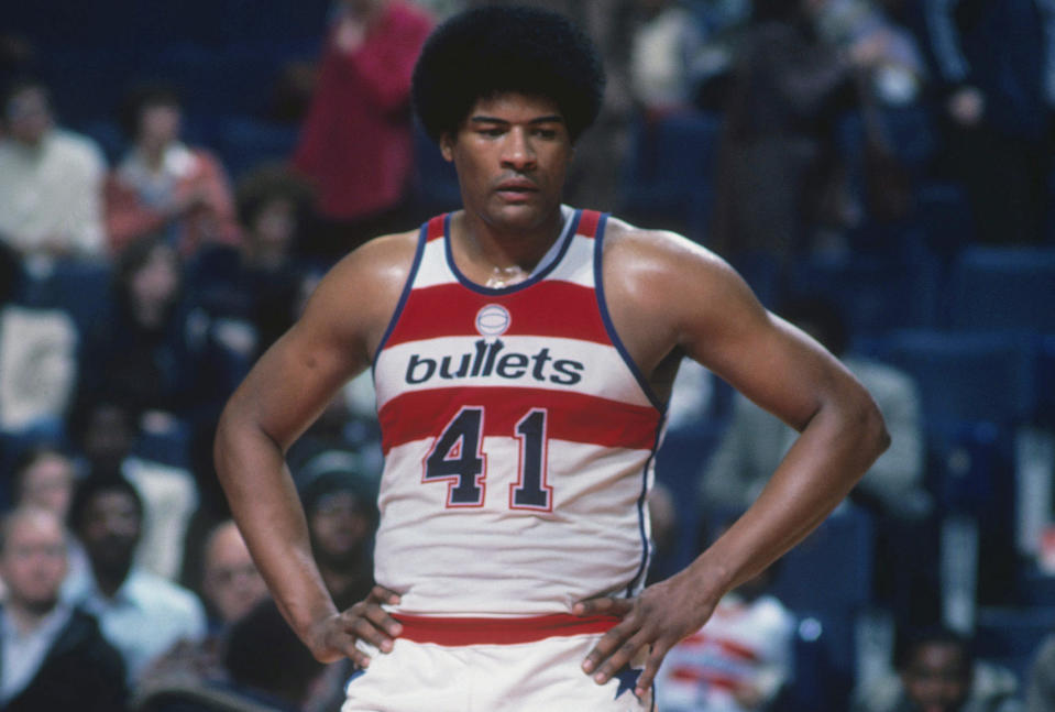 Wes Unseld defined an NBA franchise. (Focus on Sport/Getty Images)
