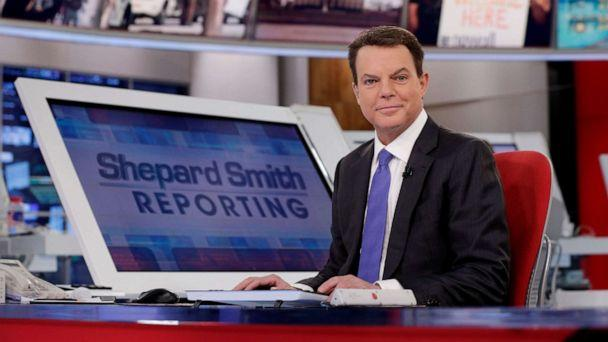 PHOTO: In this Jan. 30, 2017, file photo, Fox News Channel chief news anchor Shepard Smith appears on the set of 'Shepard Smith Reporting' in New York. (Richard Drew/AP, FILE)
