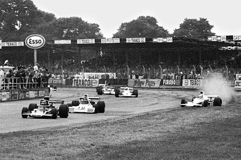Autosport 70: Silverstone's most famous F1 incident