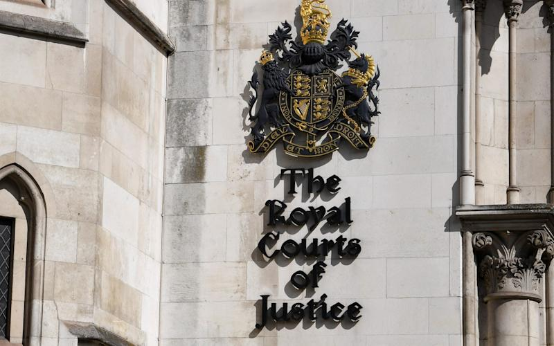 The High Court in London - Toby Melville/Reuters