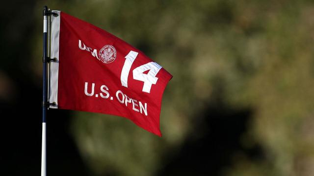 The Wisconsin site of this year's U.S. Open will play nearly 7,700 yards this June.