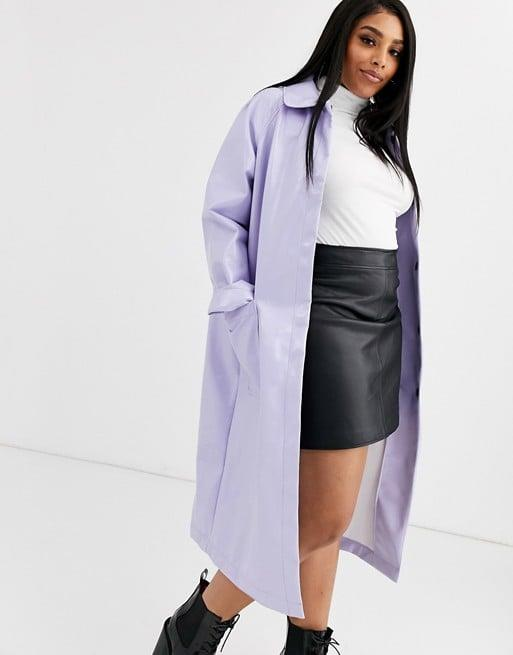 """<p>How major is this lilac <a href=""""https://www.popsugar.com/buy/ASOS-Curve-Patent-Trench-Coat-490041?p_name=ASOS%20Curve%20Patent%20Trench%20Coat&retailer=asos.com&pid=490041&price=119&evar1=fab%3Aus&evar9=46609465&evar98=https%3A%2F%2Fwww.popsugar.com%2Fphoto-gallery%2F46609465%2Fimage%2F46609471%2FASOS-Curve-Patent-Trench-Coat&list1=shopping%2Cfall%20fashion%2Cfall%2Ccurve%2Casos%2Ccurve%20fashion&prop13=api&pdata=1"""" rel=""""nofollow"""" data-shoppable-link=""""1"""" target=""""_blank"""" class=""""ga-track"""" data-ga-category=""""Related"""" data-ga-label=""""https://www.asos.com/us/asos-curve/asos-design-curve-patent-trench-coat-in-lilac/prd/12067078?clr=lilac&amp;colourWayId=16442393&amp;SearchQuery=&amp;cid=9577"""" data-ga-action=""""In-Line Links"""">ASOS Curve Patent Trench Coat</a> ($119)?</p>"""