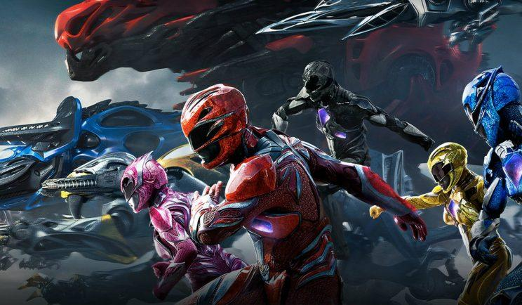 Go Go Power Rangers... or not - Credit: Lionsgate