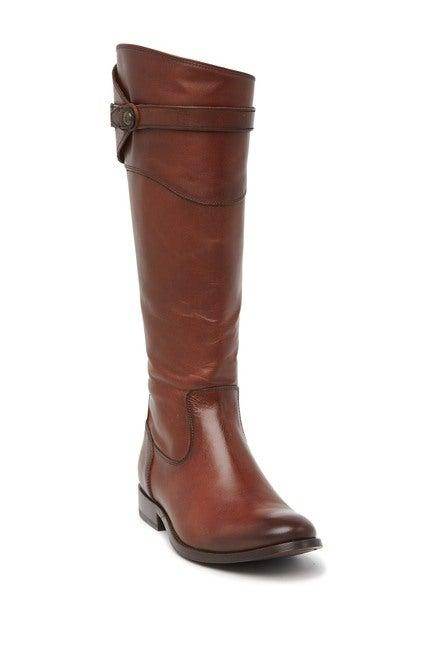 "<br><br><strong>Frye</strong> Molly Knee High Boot, $, available at <a href=""https://go.skimresources.com/?id=30283X879131&url=https%3A%2F%2Fwww.nordstromrack.com%2Fshop%2Fproduct%2F1876997%2Ffrye-molly-knee-high-boot"" rel=""nofollow noopener"" target=""_blank"" data-ylk=""slk:Nordstrom Rack"" class=""link rapid-noclick-resp"">Nordstrom Rack</a>"