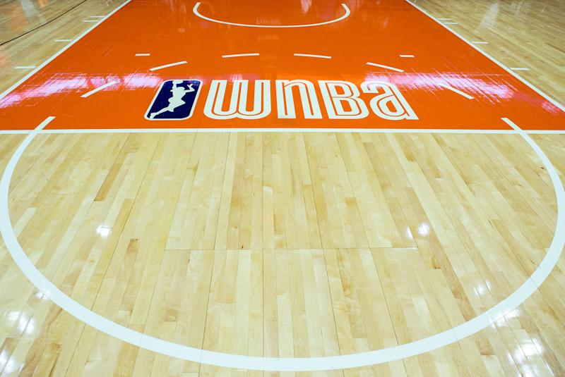 The WNBA All-Star Game will look a bit different this weekend in Las Vegas.