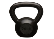 """<p><strong>Amazon Basics</strong></p><p>Amazon.com</p><p><strong>$34.00</strong></p><p><a href=""""https://www.amazon.com/AmazonBasics-Cast-Iron-Kettlebell-Pounds/dp/B0731DWW5D/ref=sr_1_2?crid=23AAXC2HP7LUD&dchild=1&keywords=kettlebell&qid=1597247212&s=sporting-goods&sprefix=kettle%2Csporting%2C169&sr=1-2&tag=syn-yahoo-20&ascsubtag=%5Bartid%7C10056.g.23900366%5Bsrc%7Cyahoo-us"""" rel=""""nofollow noopener"""" target=""""_blank"""" data-ylk=""""slk:SHOP"""" class=""""link rapid-noclick-resp"""">SHOP</a></p><p>An informal poll at<em> BAZAAR.com</em> found that we all secretly wish we owned a kettlebell—we just don't feel like buying one for ourselves. One of the most versatile pieces of exercise equipment, a kettlebell makes a great gift for the fitness junkie in your life.</p>"""