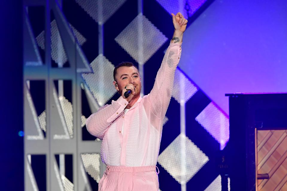 Sam Smith Responds After Shawn Mendez Apologizes For Using Wrong Pronoun