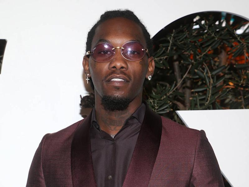 Offset throws punches at Miami club-goer - report