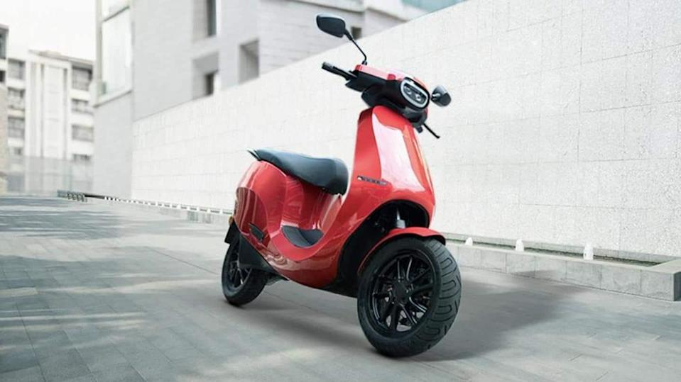 Ola S1 e-scooter will go on sale in India today