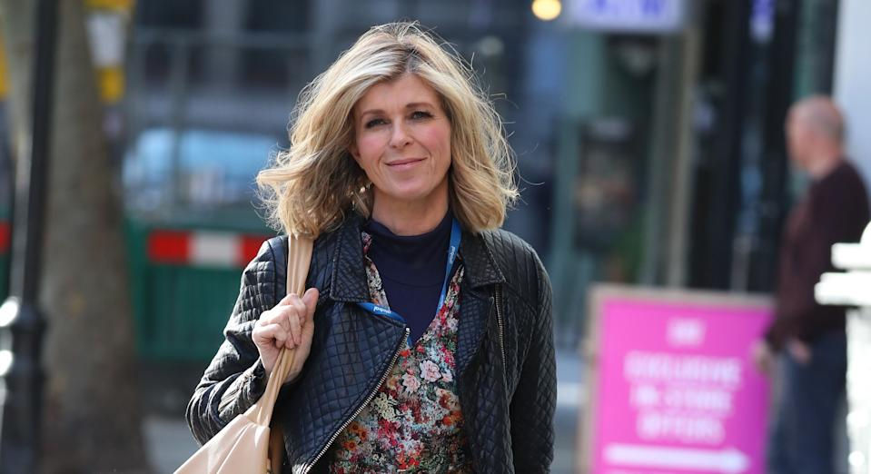 Kate Garraway's husband Derek Draper has been in hospital for ten months after catching coronavirus (Getty Images)