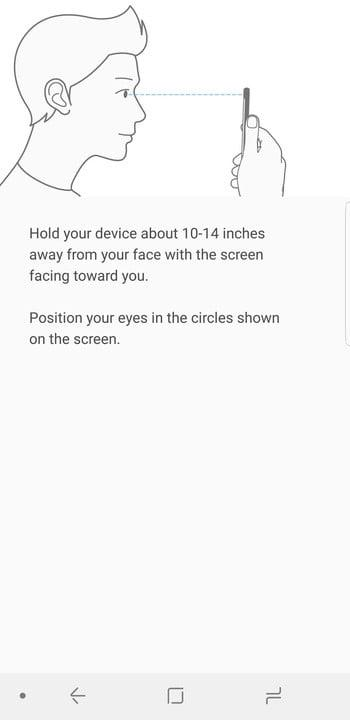 galaxy s9 tips and tricks intelligent scan 2