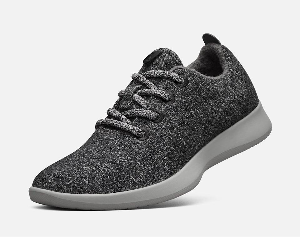 <p>Dad's never had sneakers quite like the <span>Allbirds Men's Wool Runners Sneakers</span>($95), which are ultrasoft, lightweight, odor-resistant, breathable, and even machine-washable.</p>