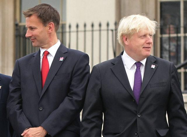 Boris Johnson and Jeremy Hunt have been asked to reconsider the Government's decision
