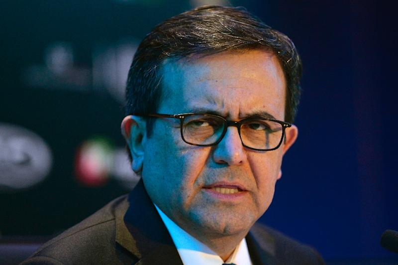 Mexican Economy Secretary Ildefonso Guajardo warned Mexico would not accept increased US tariffs as part of revisions to the North American Free Trade Agreement